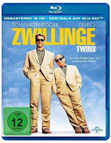Zwillinge [Blu-ray]