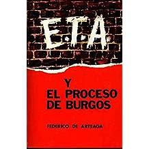 ETA y el proceso de Burgos / (La quimera separatista)