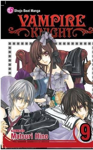 VAMPIRE KNIGHT TP VOL 09 (C: 1-0-1) por Matsuri Hino