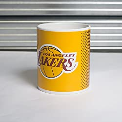 Forever Collectibles NBA Los Angeles Lakers Fade Mug