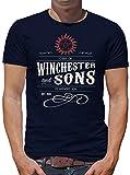 Die besten Bro Shirts - TLM Winchester Bros - Carry On T-Shirt Herren Bewertungen