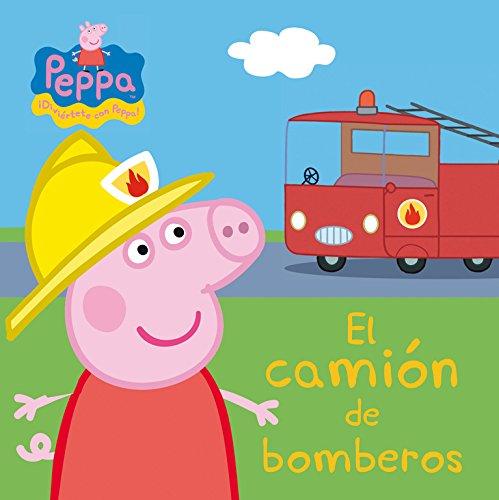 El camión de bomberos (Peppa Pig. Todo cartón) por Varios autores