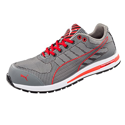 Puma 643070.42 Xelerate Knit Chaussures de sécurité Low S1P HRO SRC Taille 42