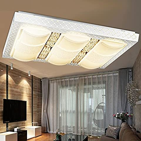CLG-FLY 1,25 metri LED luci a soffitto moderno minimalista soggiorno