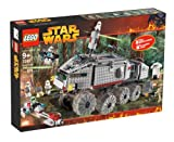 Lego Star Wars Episodio III Tanque Turbo Clon #7261 por LEGO