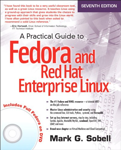 A Practical Guide to Fedora and Red Hat Enterprise Linux: A Pract Gui Fed Red Hat E_p7 por Mark G. Sobell