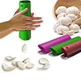 LUCERNE Silicone Garlic Peeler Tube Roller Kitchen Tool(Multicolour)