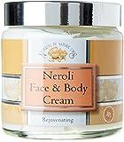 Natural por naturaleza 100g Orgánica Mezcla Neroli cara y cuerpo crema