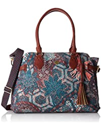 Oilily Damen Carry All Henkeltaschen, 46x17x33 cm