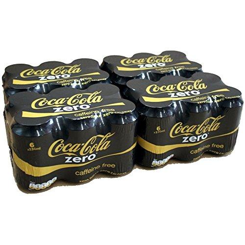 coca-cola-zero-caffeine-free-4-pack-a-6-x-033l-dose-eingeschweisst-import-24-dosen-cola-zero-koffein