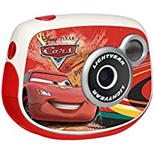 Lexibook LEDJ024DC Fotocamera Digitale per Bambini, 1.3 Mp, Disney Cars,