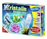 Clementoni 69517.1 - Galileo - Kristalle selbst züchten - Starter-Set -
