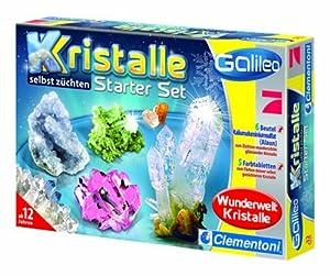 Clementoni Galileo 69517 - Juego de Cristales para niños