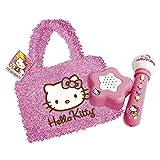 Reig/hellokitty - 1508 - Accessoire Pour Instrument De Musique - Sac A Main Avec Micro Et Ampli - Hello Kitty