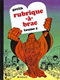 Rubrique-à-brac, tome 2
