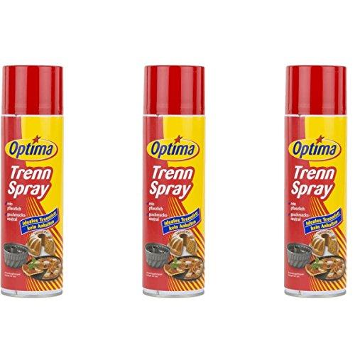 ᐅ Trennspray von Optima zum Einfetten von Blechen thumbnail