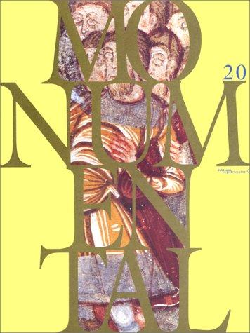 Monumental. Les Peintures murales, numéro 2 - numéro 20, mars 1998 par Collectif