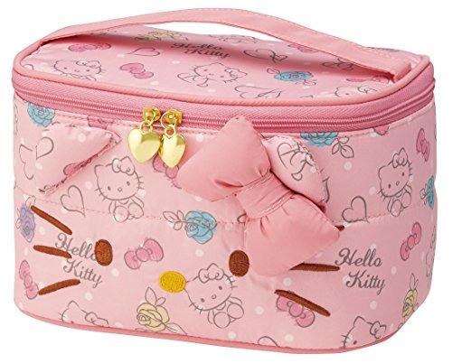SKATER Ohren mit flauschiger Vanity Tasche Hello Kitty -