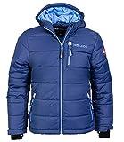 Trollkids Skijacke Hemsedal Snow marine/hellblau 6 Jahre (116 cm)