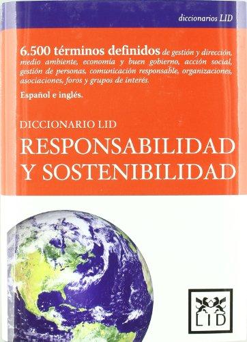 Diccionario LID Responsabilidad y sostenibilidad (Diccionarios LID)