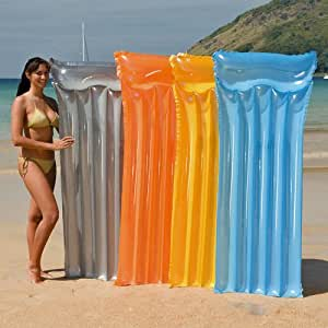 Outdoor Accessories - Random Translucent 6ft Length Adult Lilo