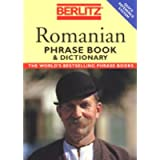 Romanian Phrase Book & Dictionary