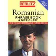 ROMANIAN PHRASE BOOK AND DICTIONARY