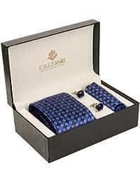Cazzano Printed Men's Tie Set (TCPNC170)