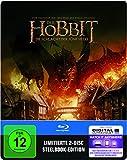 Der Hobbit: Die Schlacht der fünf Heere (Steelbook) (exklusiv bei Amazon.de) [Blu-ray] [Limited Edition] -