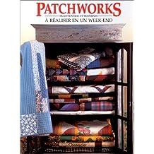 Patchworks traditionnels et modernes à réaliser en un week end