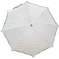 Shuda 1 pc Parapluie Pliable Parasol Parapluie de Protection Solaire UV Imprimé Super Light Petit Soleil Parapluie 25cm (Black Friday Deals)-Style 4