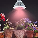 Niello® 24W LED Grow Light E27 Mini LED coltiva la lampada per le piante da piante Vegetali e fiori
