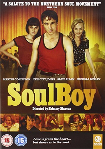 SoulBoy [DVD] by Martin Compston