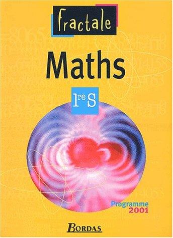 Mathématiques 1re S : analyse et géométrie : livre de l'élève
