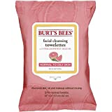 Best Burt's Bees For Acnes - Burt's Bees Facial Cleansing Towelettes, Pink Grapefruit, 30-Count Review