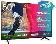 Hisense UHD TV 2020 50AE7000F - Smart TV Resolución 4K con Alexa integrada, Precision Colour, escalado UHD con