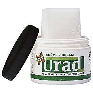 Urad One Step All-in-One Pflegemittel für Leder, 200 g, Farbe: Neutral