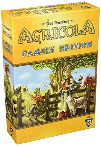 Agricola Family Edition - English