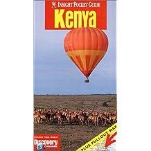 Kenya [With Map] (Insight Pocket Guides)