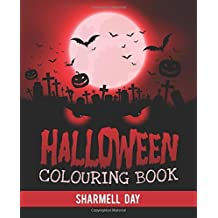 Halloween: Colouring Book by Sharmell Day (2015-10-04)