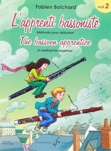 L'Apprenti Bassoniste Volume 2 por Boichard Fabien