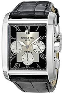 RAYMOND WEIL DON GIOVANNI HOMME CHRONOGRAPHE AUTOMATIQUE MONTRE 4878-STC-00268