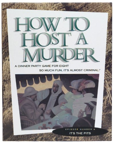 How to Host a Murder: It's the Pits [englischsprachige Version]