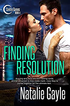 Finding Resolution (Centre Games Series Book 4) by [Gayle, Natalie]