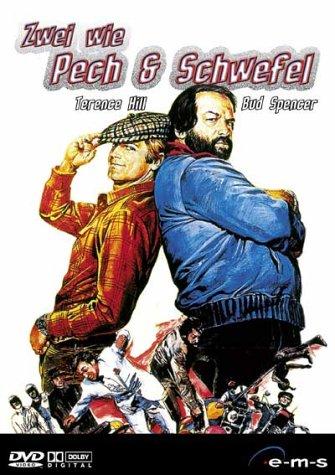 Zwei wie Pech und Schwefel (DVD)