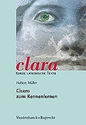 Cicero zum Kennenlernen. (Lernmaterialien) (clara)
