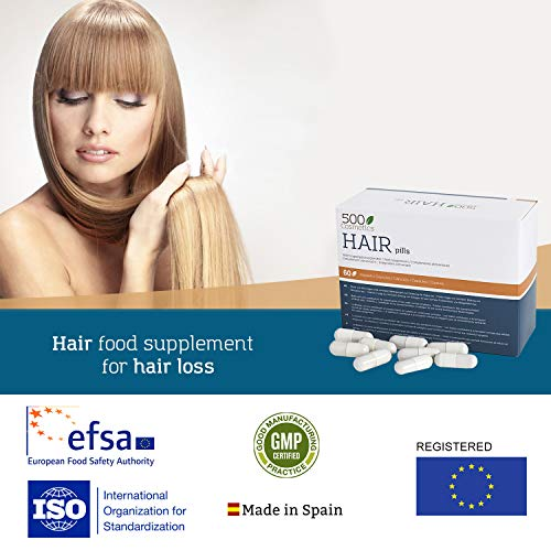 500 Cosmetics Hair