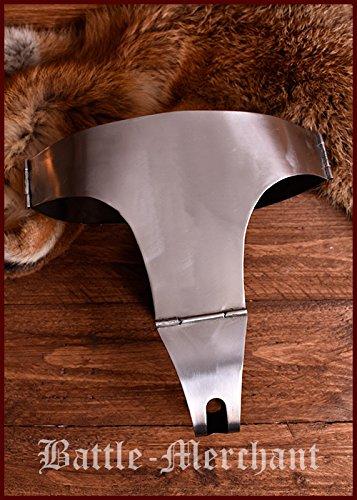 Battle Merchant Keuschheitsgürtel mit Vorhängeschloss - 3