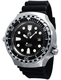 Super big 52mm diver watch -automatic movt. sapphire glass helium velve T0254
