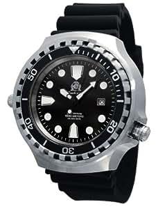 Super big 52mm diver watch -automatic movt. sapphire glass helium velve T0254